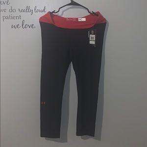 NWT under Armor yoga pants